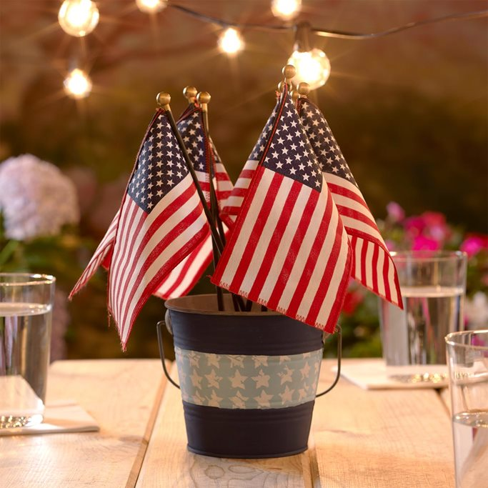10 DIY Party Decor Projects to Get Your Home Ready for Fourth of July