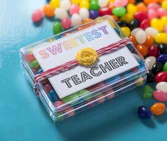 DIY Teacher Appreciation Gift