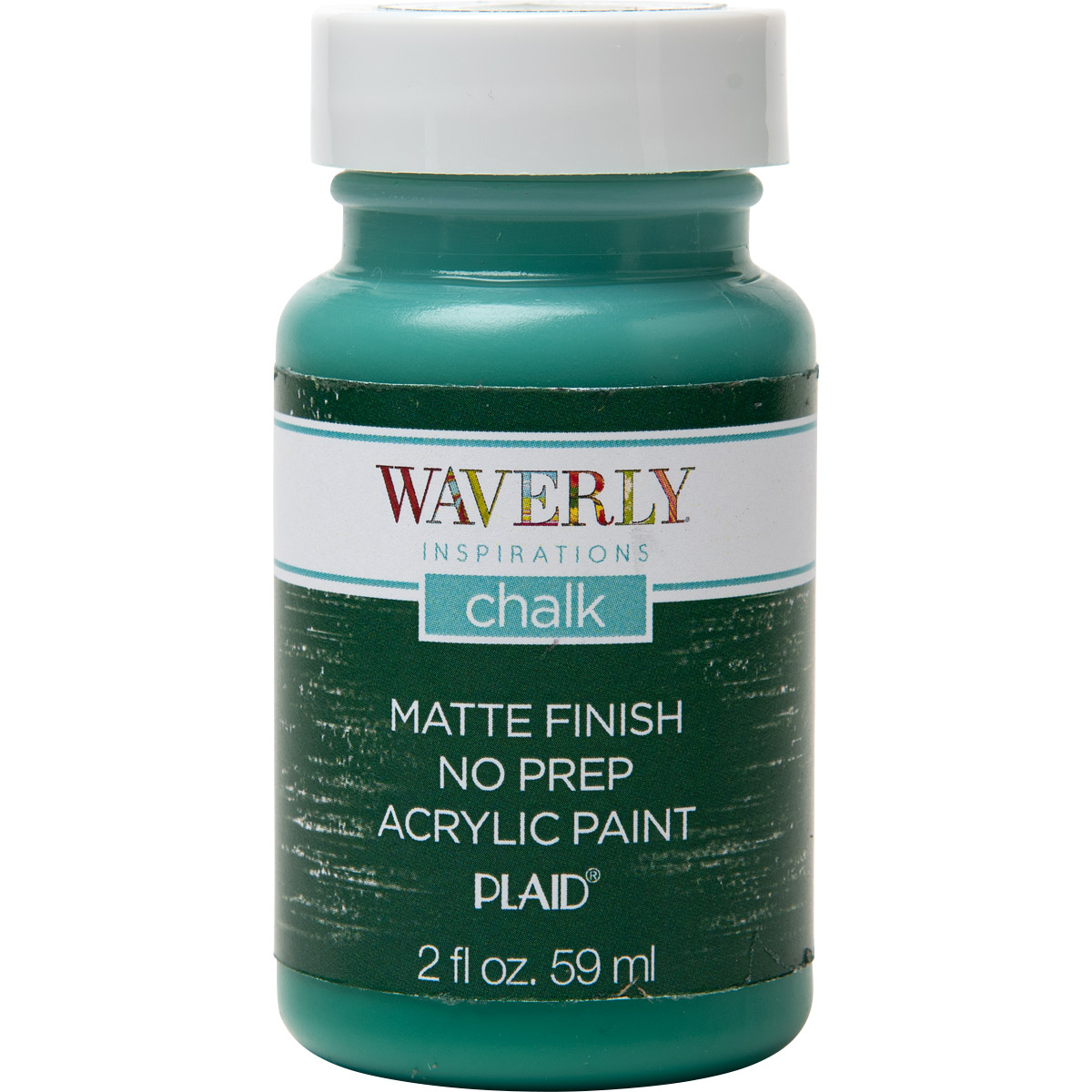 Waverly ® Inspirations Chalk Finish Acrylic Paint - Malachite, 2 oz. - 44632E