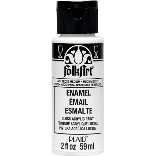 FolkArt ® Enamels™ Mediums - Frost Medium, 2 oz.