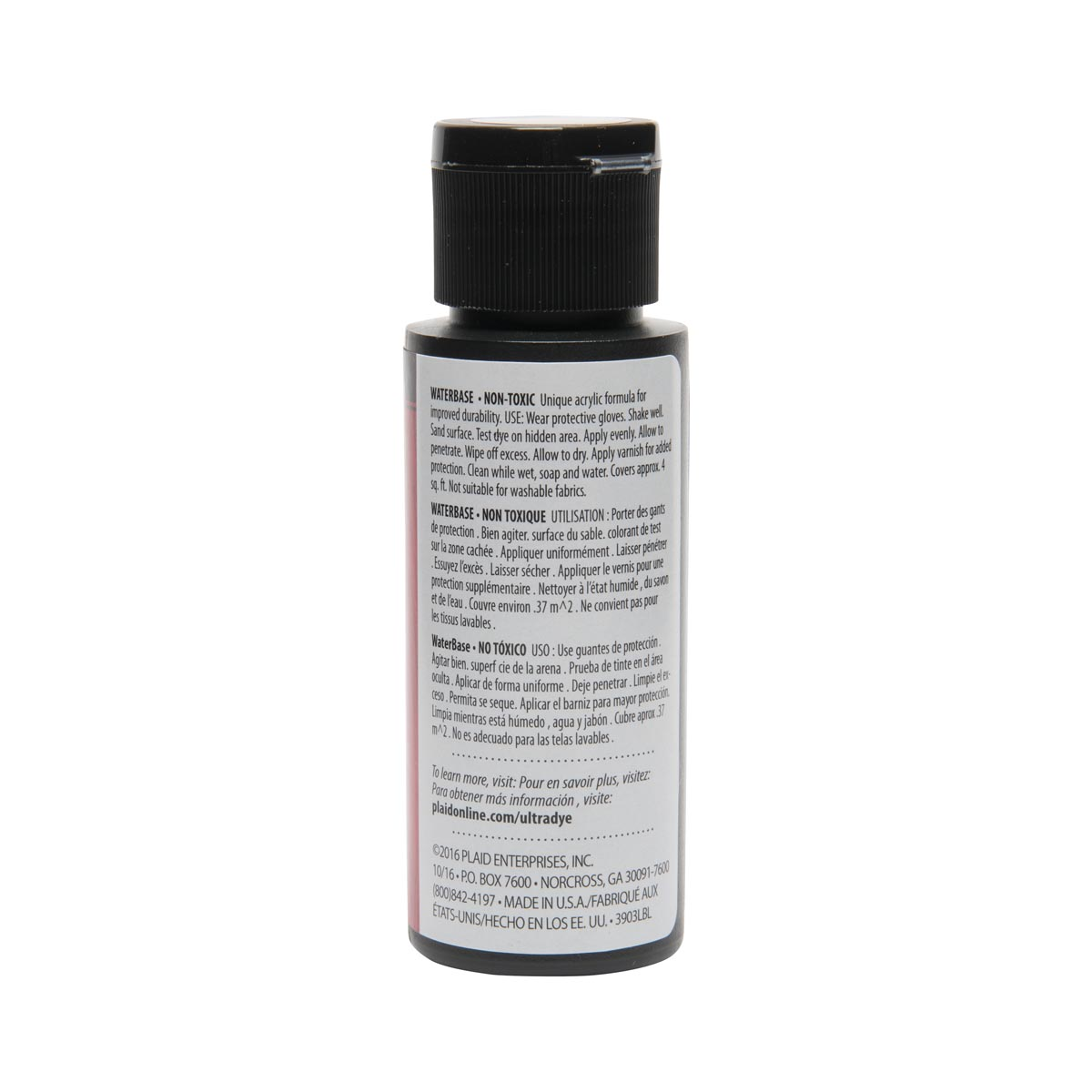 FolkArt ® Ultra Dye™ Colors - Infra Red, 2 oz.