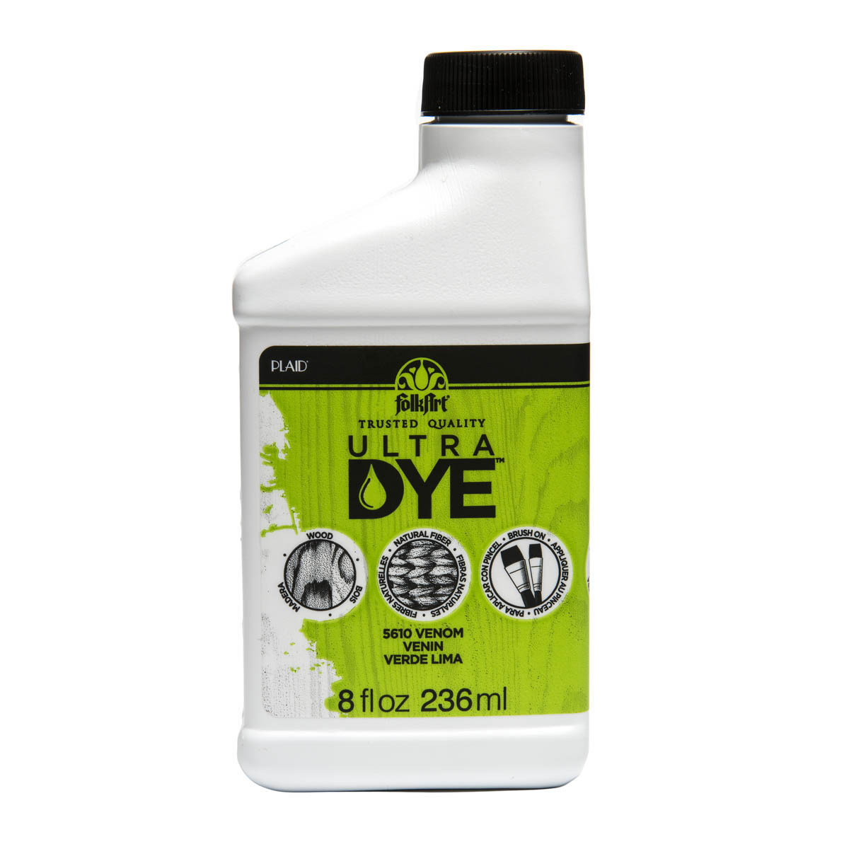 FolkArt ® Ultra Dye™ Colors - Venom, 8 oz. - 5610