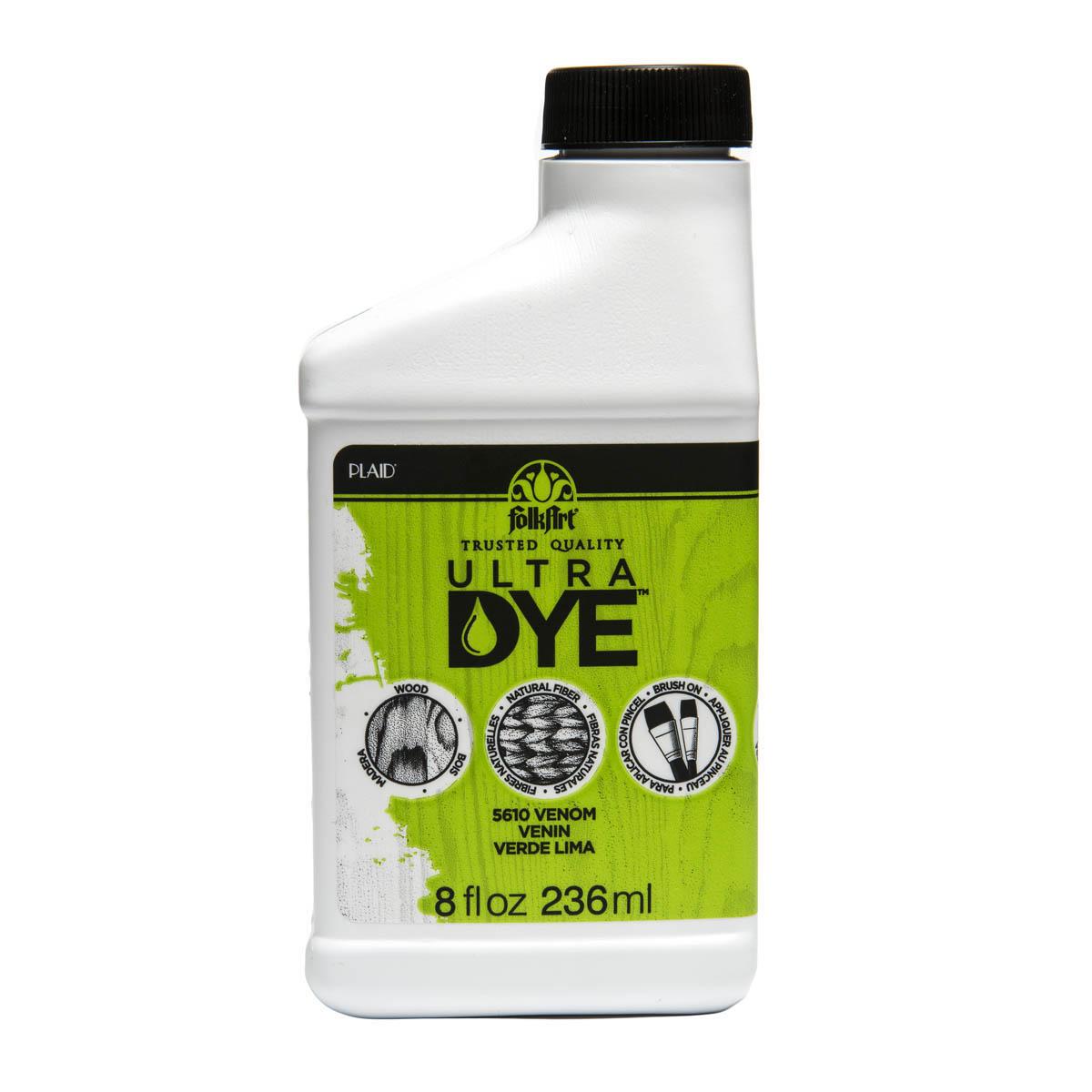 FolkArt ® Ultra Dye™ Colors - Venom, 8 oz. - 5610