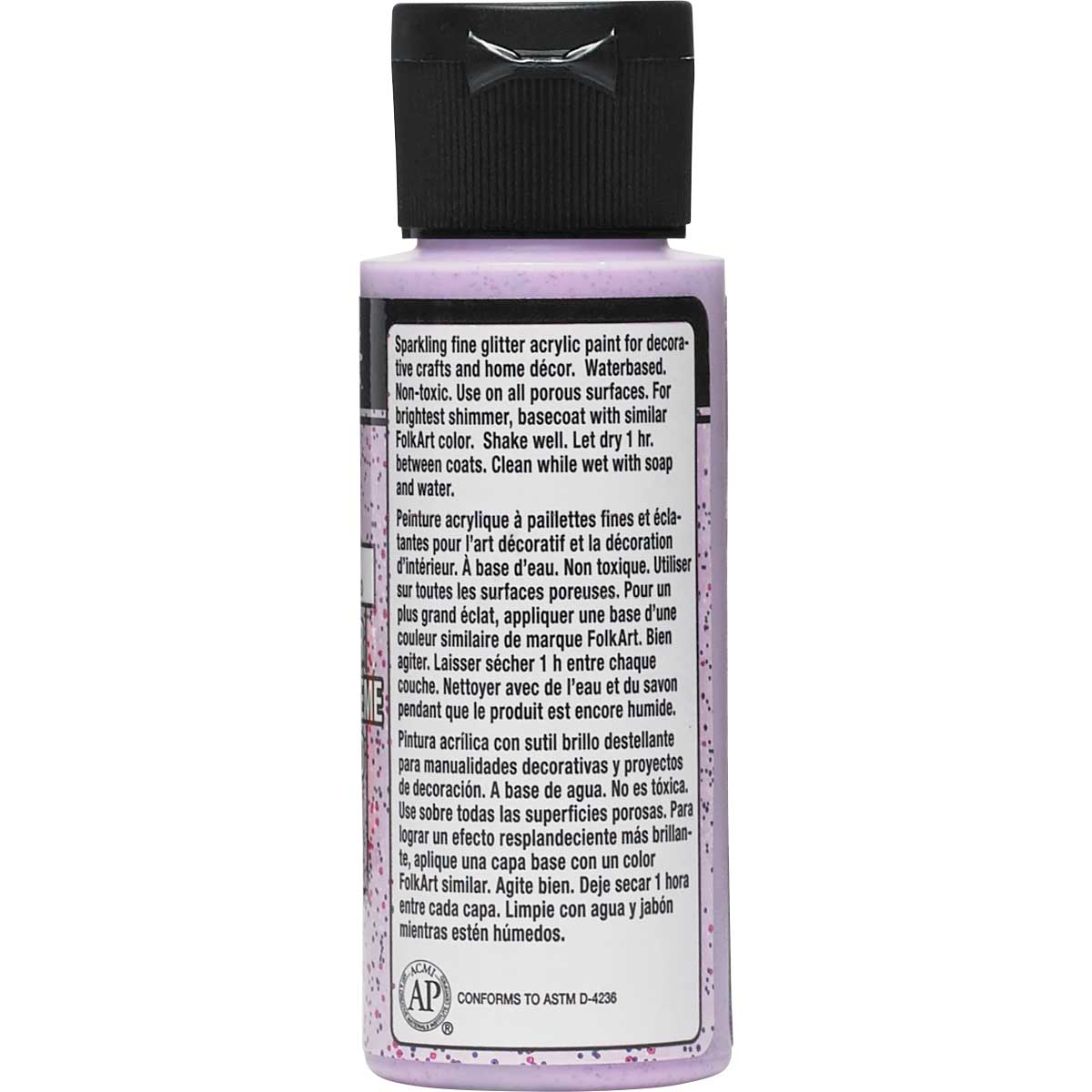 FolkArt ® Extreme Glitter™ - Fiery Fuchsia, 2 oz. - 2829