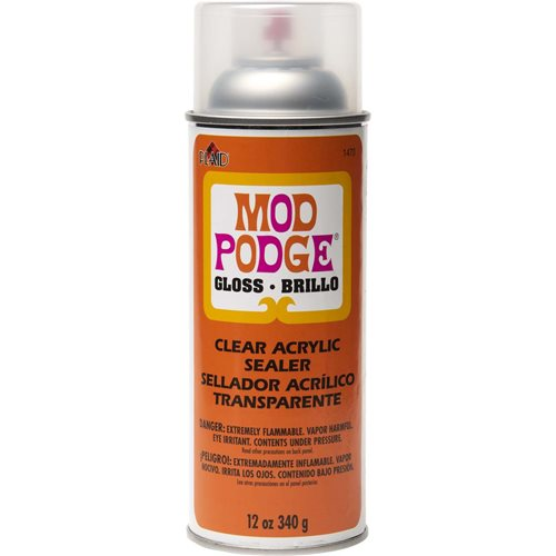 Mod Podge ® Clear Acrylic Sealer - Gloss, 12 oz.