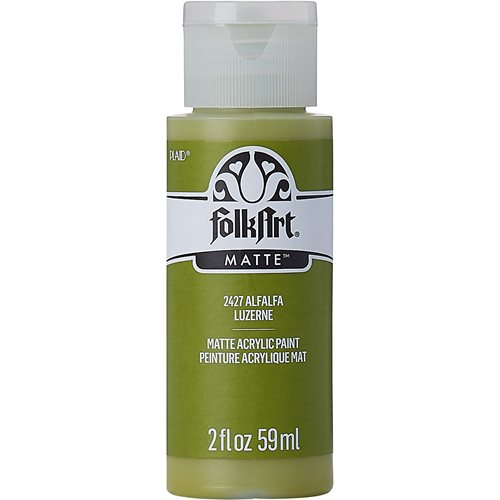 FolkArt ® Acrylic Colors - Alfalfa, 2 oz.