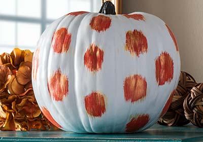 Ikat Pumpkin