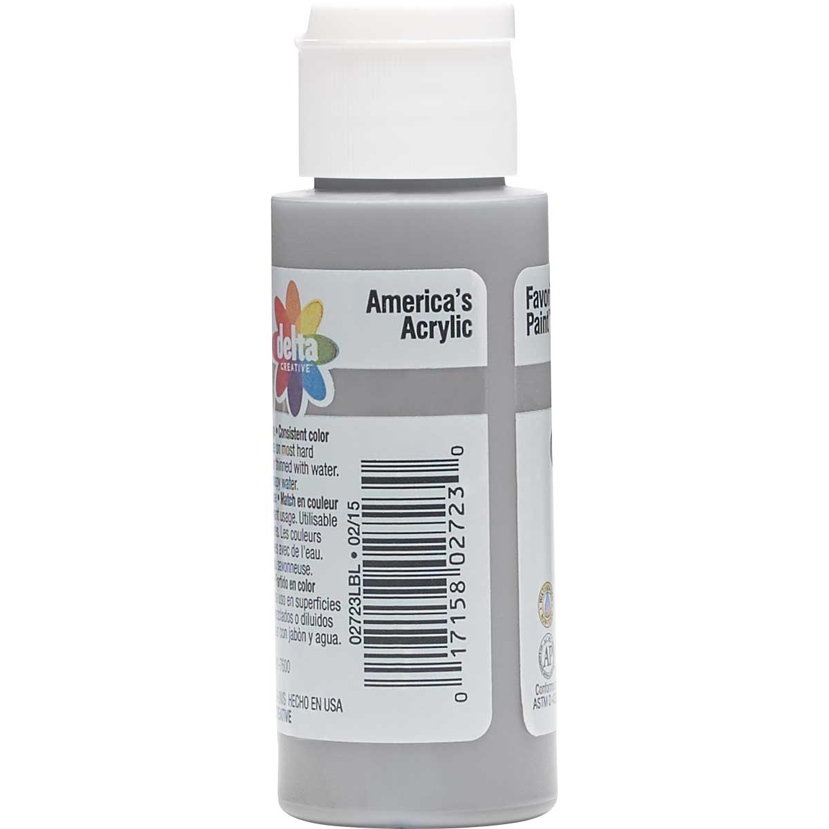 Delta Ceramcoat ® Acrylic Paint - Deep Taupe, 2 oz.