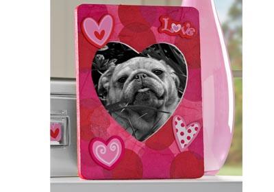 Kids' Valentine's Day Frame