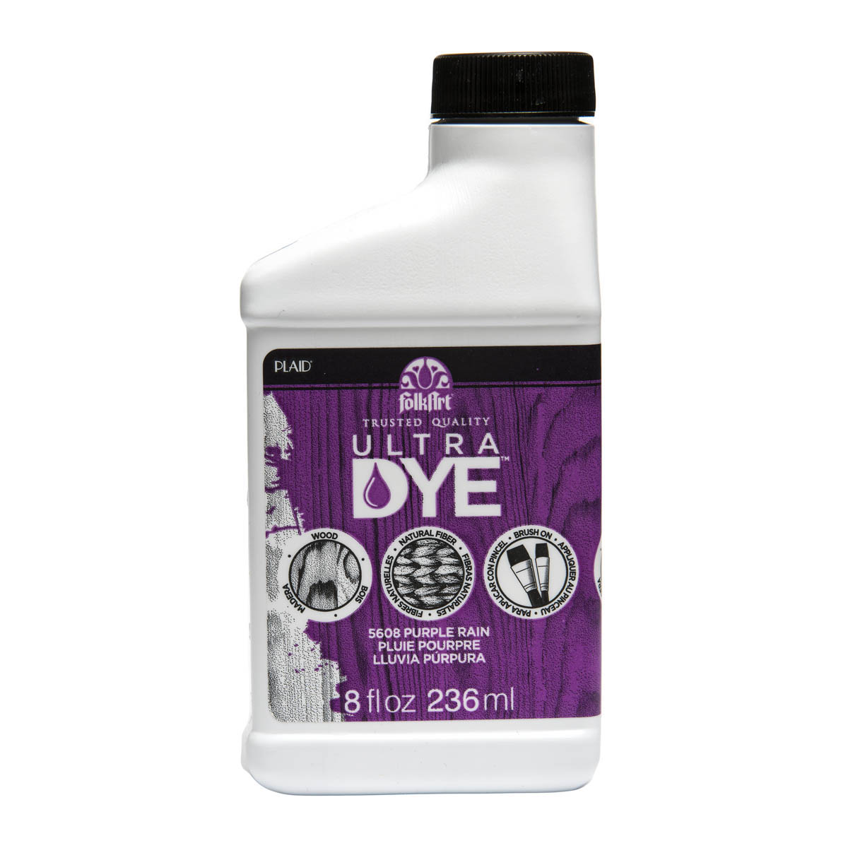 FolkArt ® Ultra Dye™ Colors - Purple Rain, 8 oz.