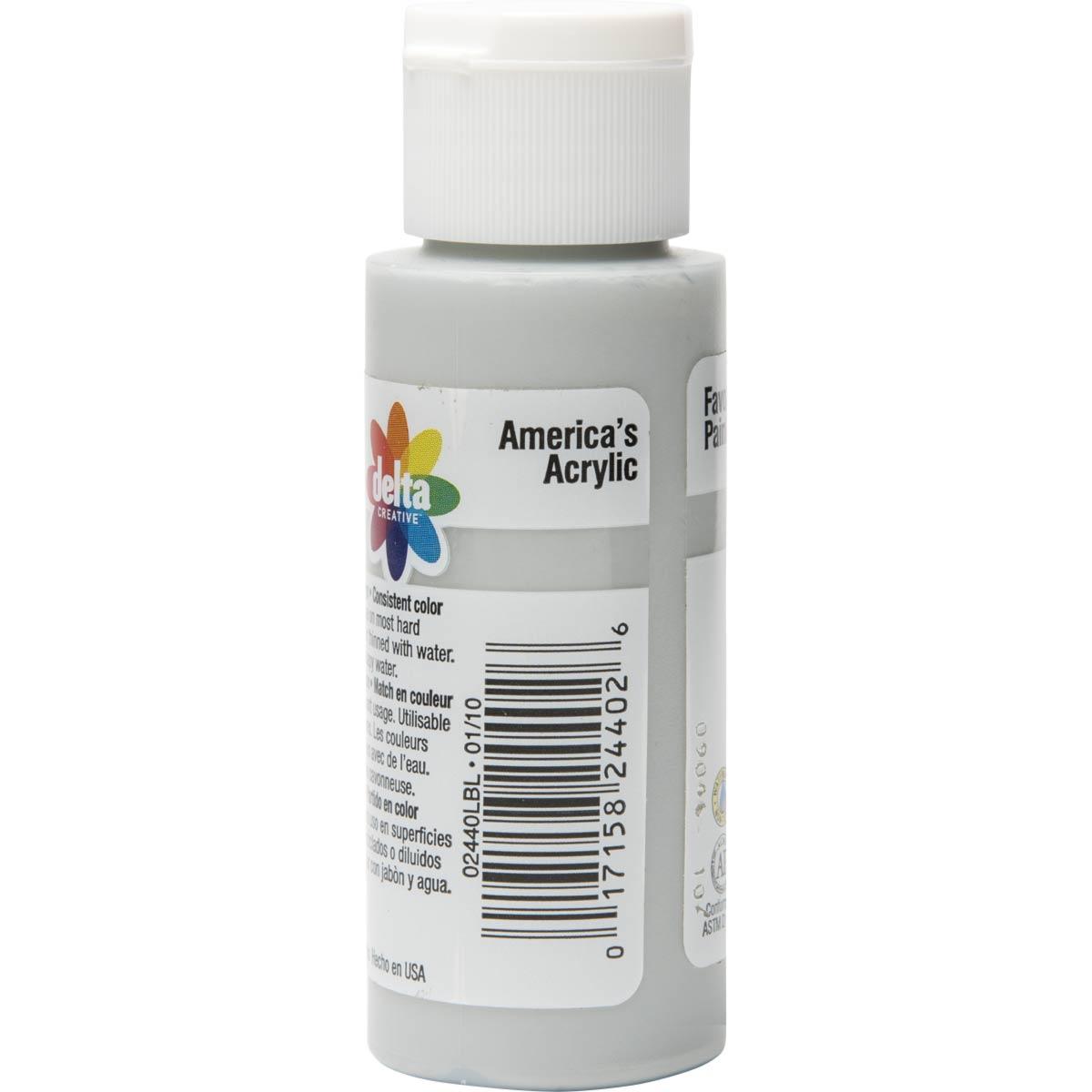 Delta Ceramcoat ® Acrylic Paint - Bridgeport Grey, 2 oz. - 024400202W
