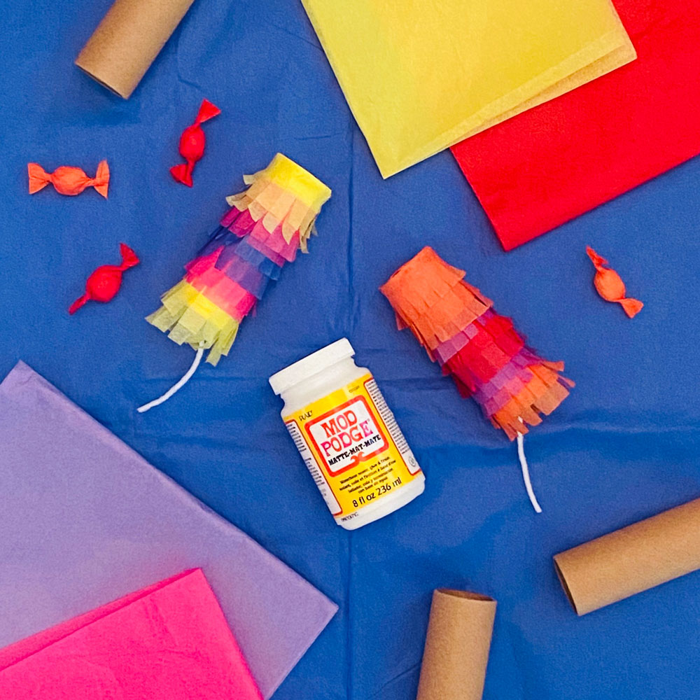 Piñata Candy Poppers