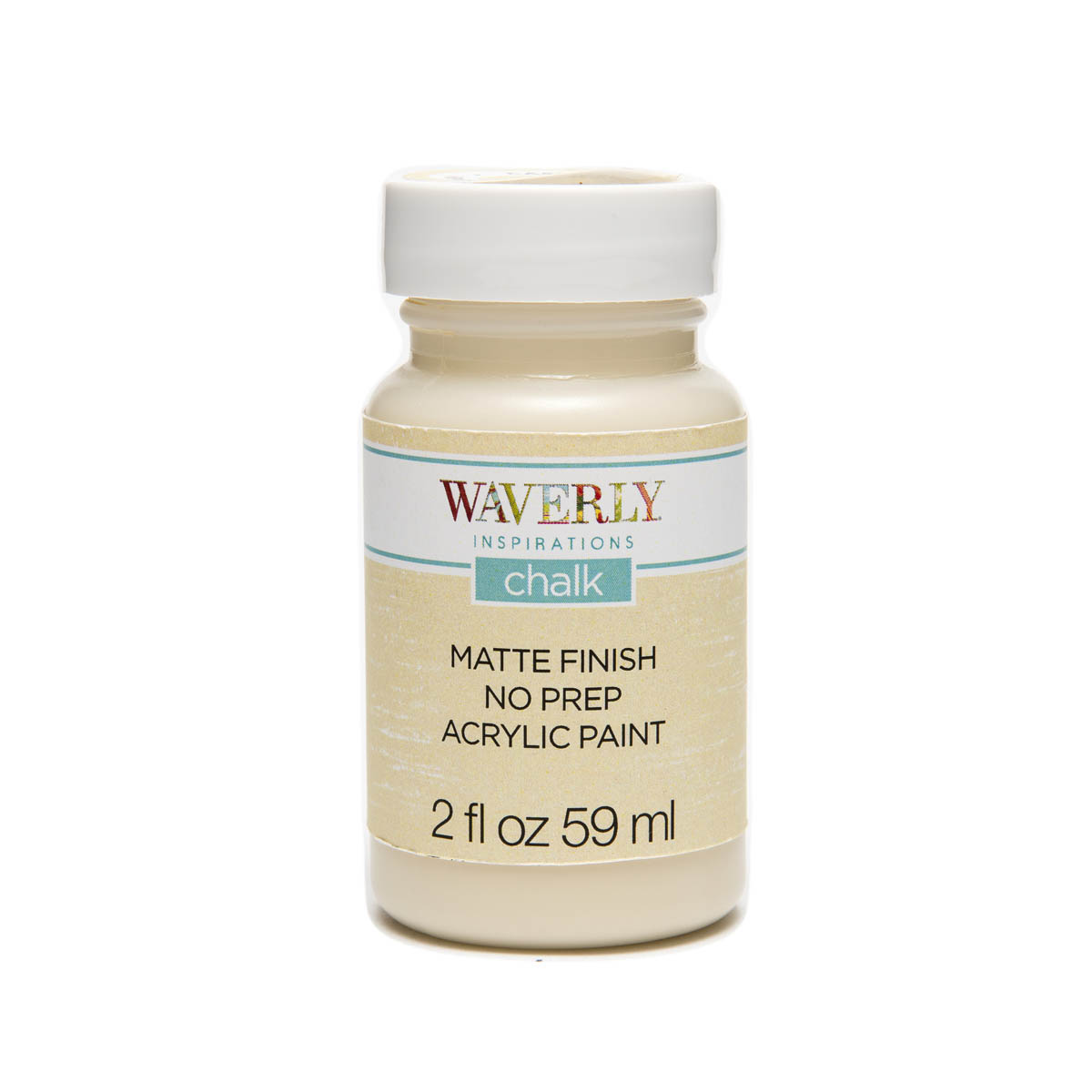 Waverly ® Inspirations Chalk Finish Acrylic Paint - Cashew, 2 oz. - 60739E