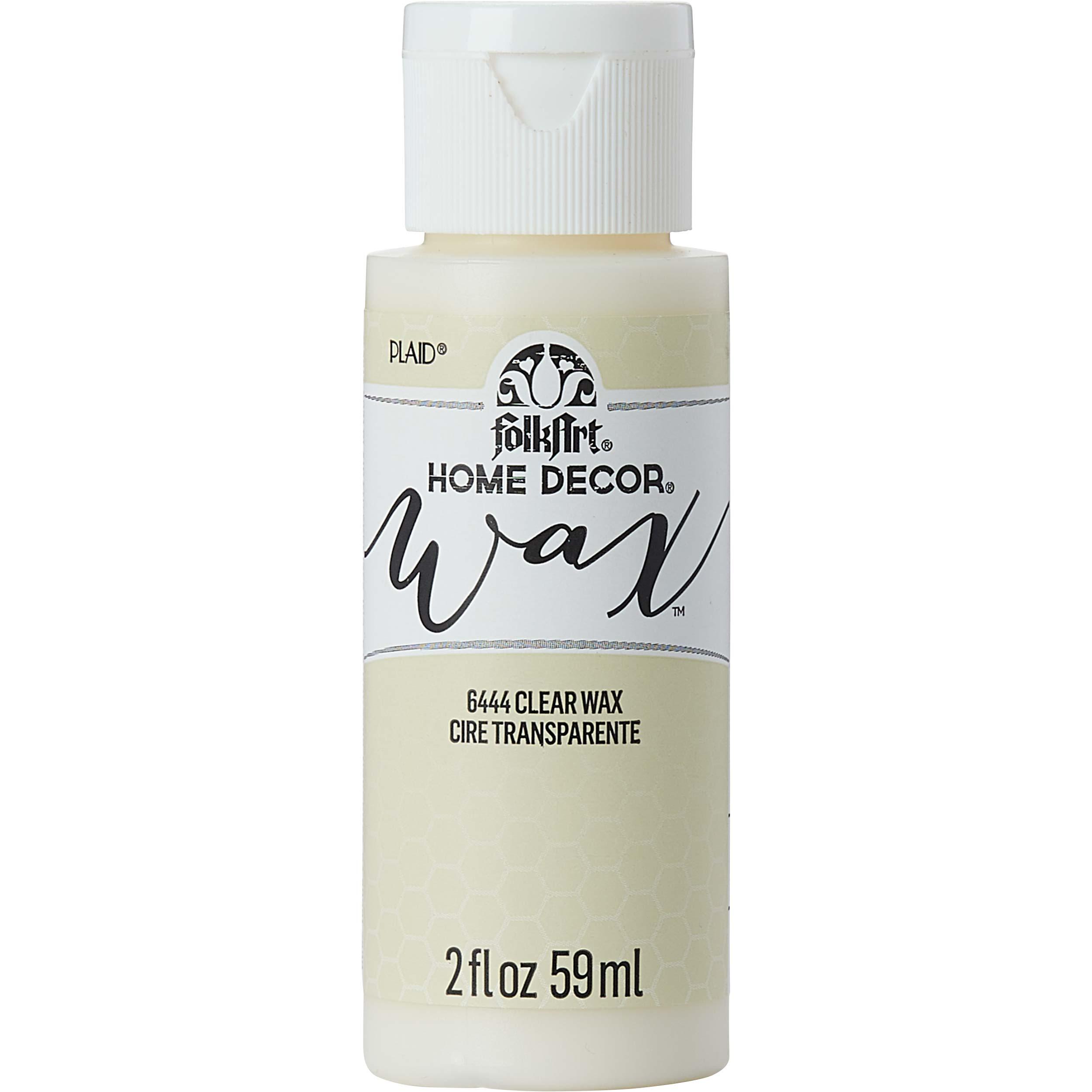 FolkArt ® Home Decor™ Wax - Clear, 2 oz.