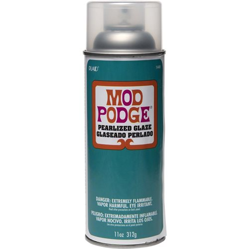 Mod Podge ® Acrylic Sealer - Pearlized, 11 oz. - 1449