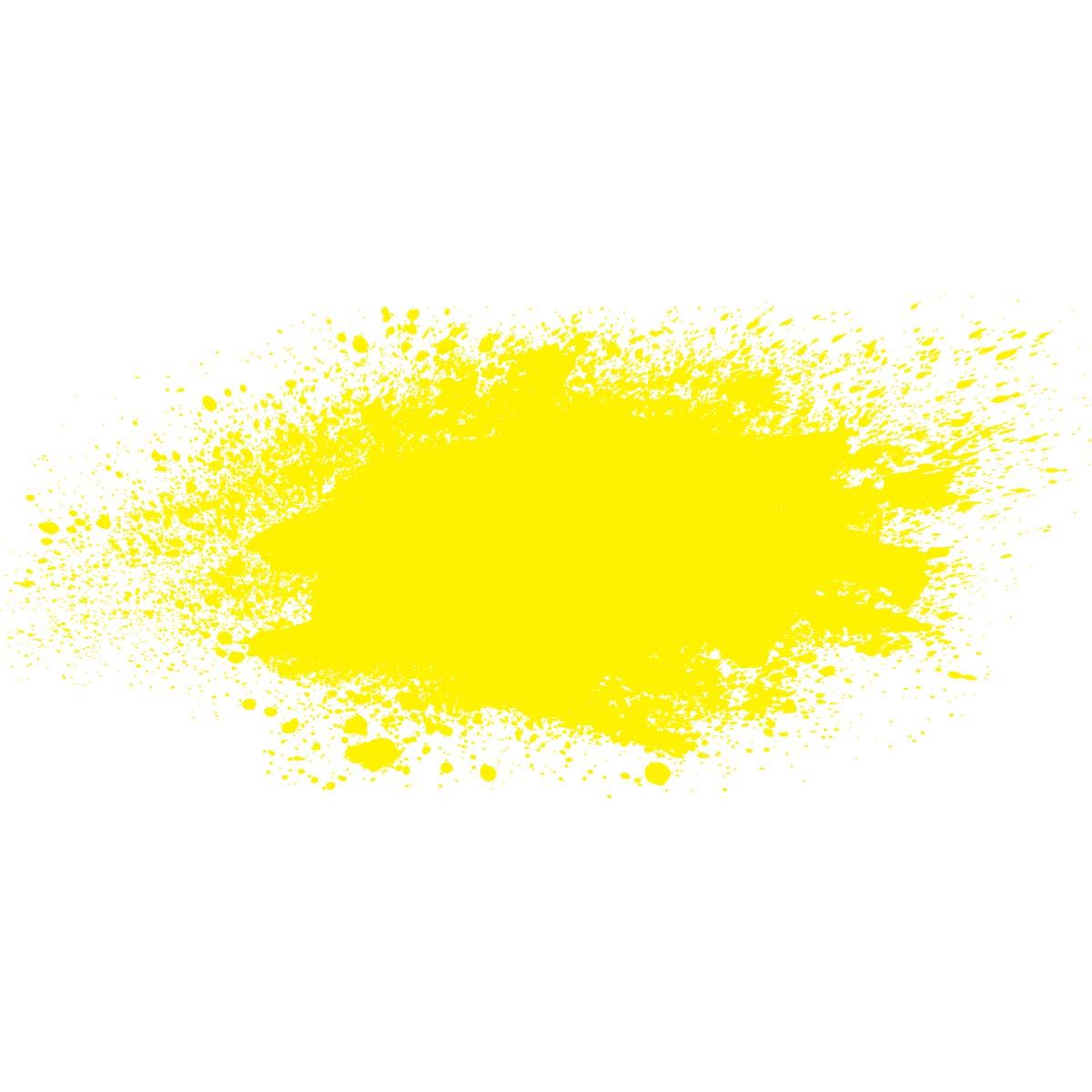 FolkArt ® Stencil Spray™ Acrylic Paint - Yellow, 2 oz.