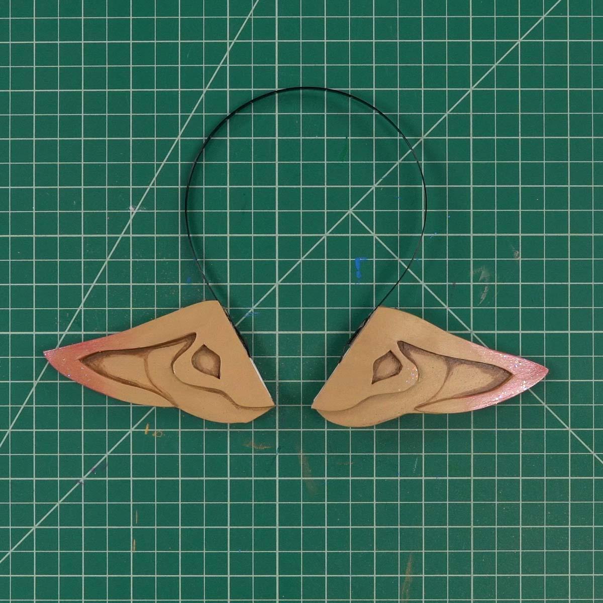 Holiday Fantasy Elf Ears