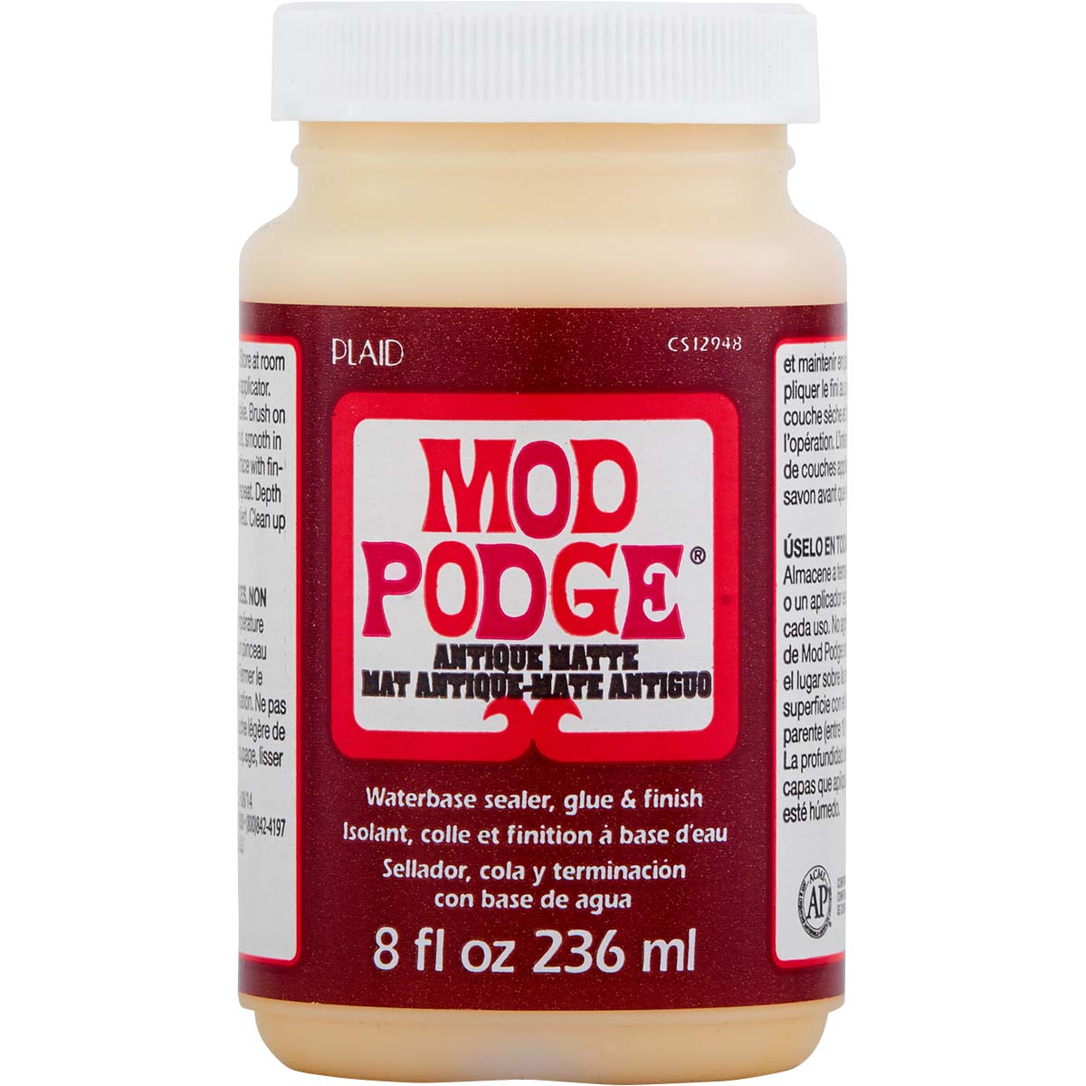 Mod Podge ® Antique Matte, 8 oz. - CS12948
