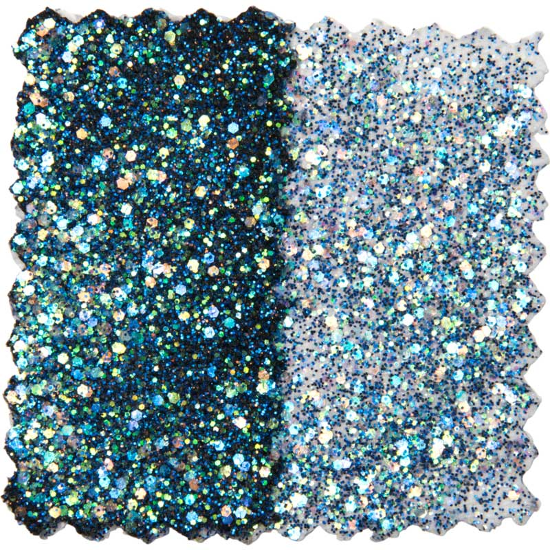 Fabric Creations™ Fantasy Glitter™ Fabric Paint - Altantis Blue, 2 oz.