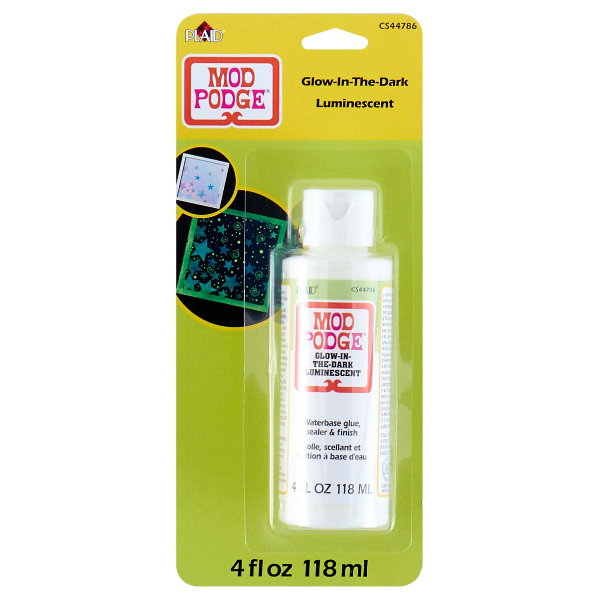 Mod Podge ® Glow-In-The-Dark, 4 oz. - CS44786
