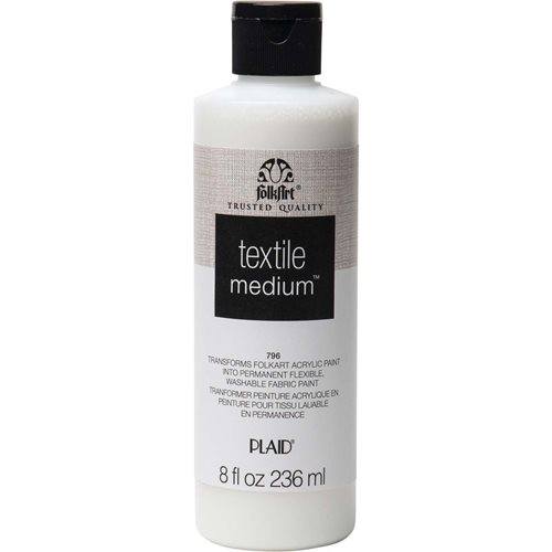FolkArt ® Mediums - Textile Medium, 8 oz. - 796