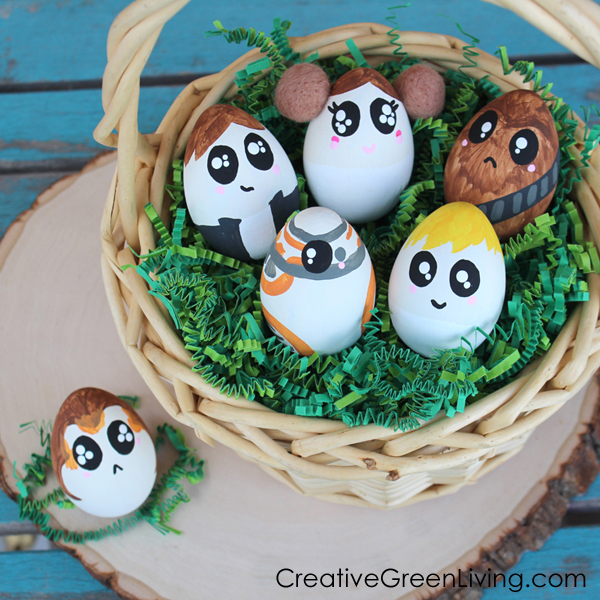 Easter Egg DIYs for Every Personality
