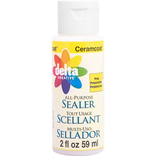 Delta Ceramcoat ® Sealers - All-Purpose, 2 oz.
