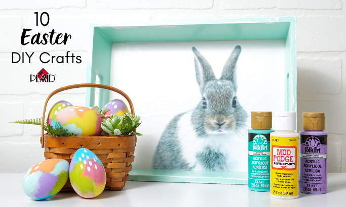 10 Easter DIY Crafts