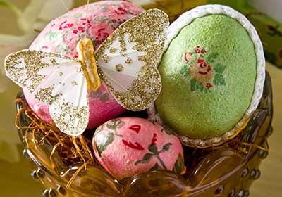 Nested Easter Eggs