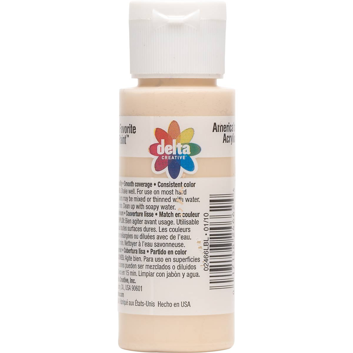 Delta Ceramcoat ® Acrylic Paint - Dunes Beige, 2 oz. - 024660202W