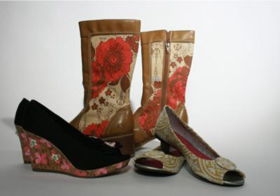 More Mod Podge Shoes