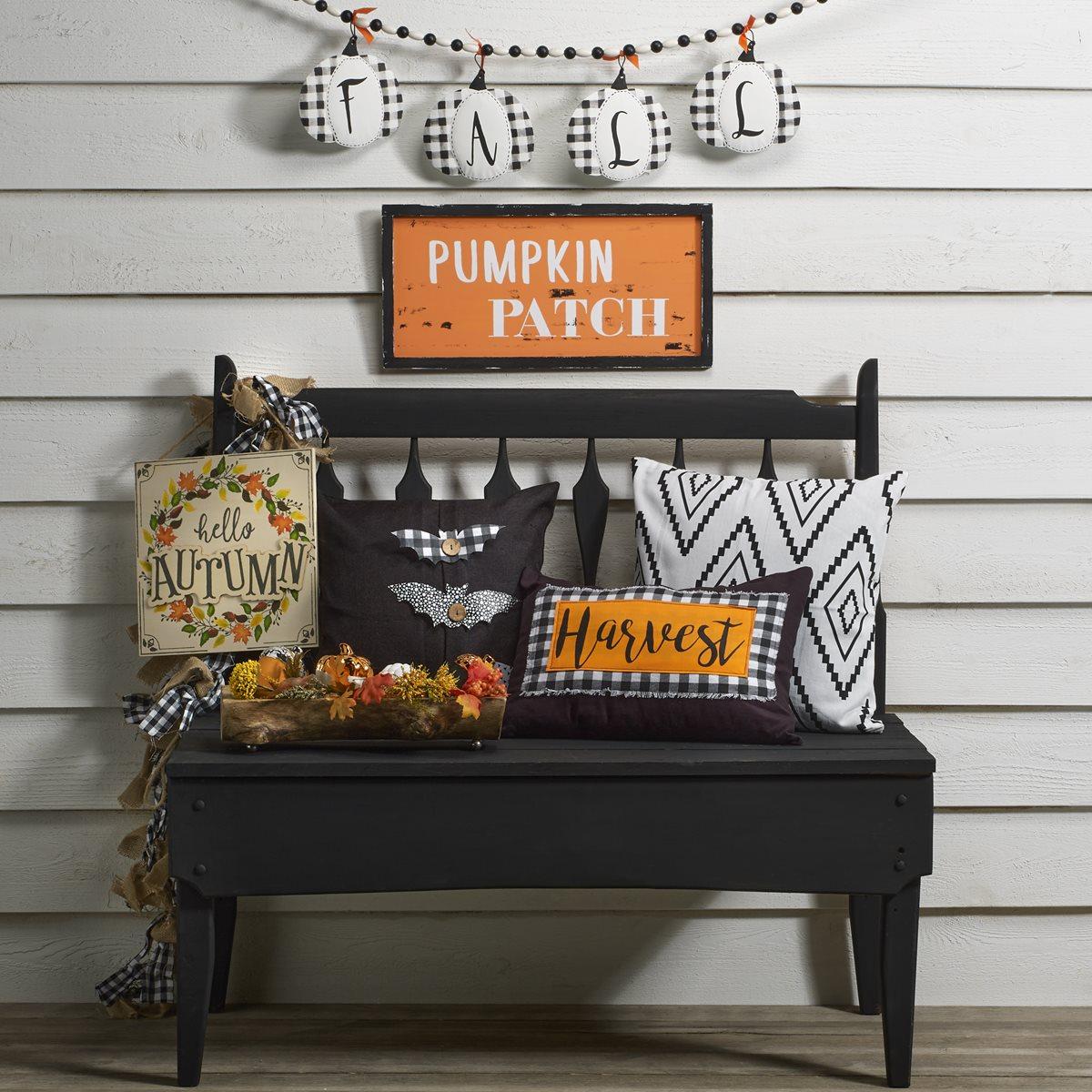 Halloween & Harvest Pillows