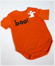 'Boo!' Onesie
