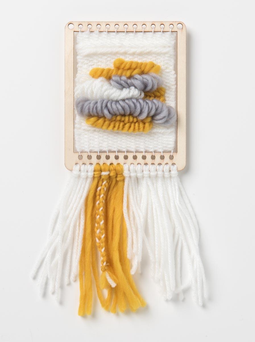 Bucilla ® Weave It n' Leave It™ Rectangle Loom