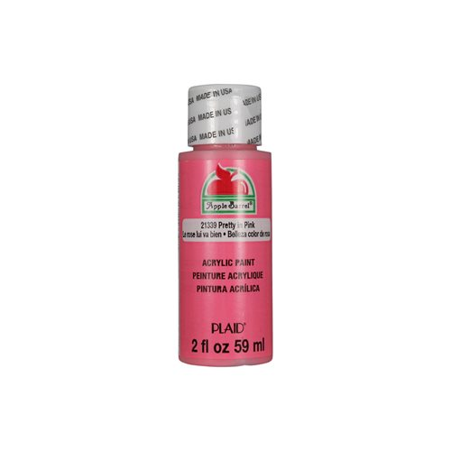 Apple Barrel ® Colors - Pretty in Pink, 2 oz. - 21339
