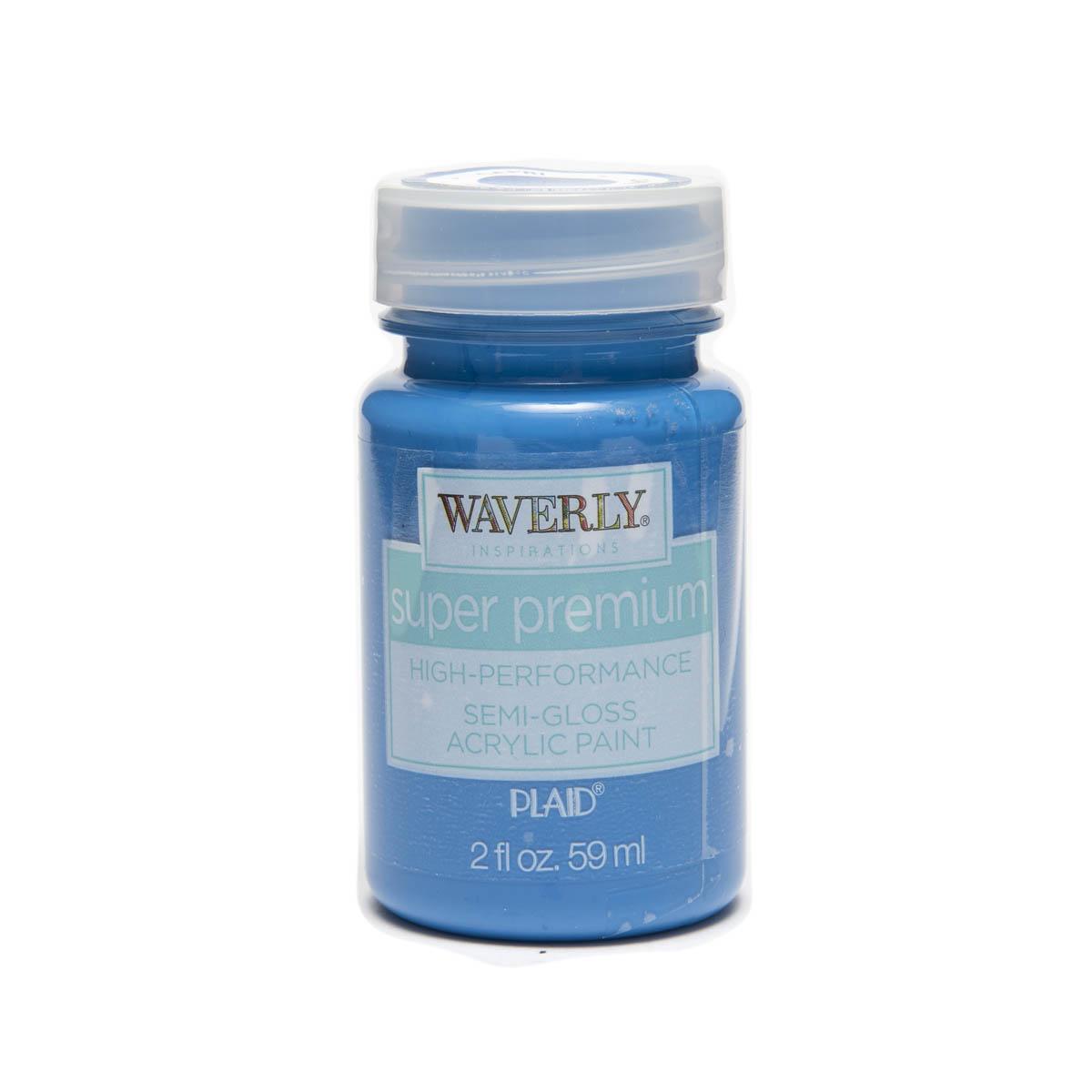 Waverly ® Inspirations Super Premium Semi-Gloss Acrylic Paint - Capri, 2 oz.
