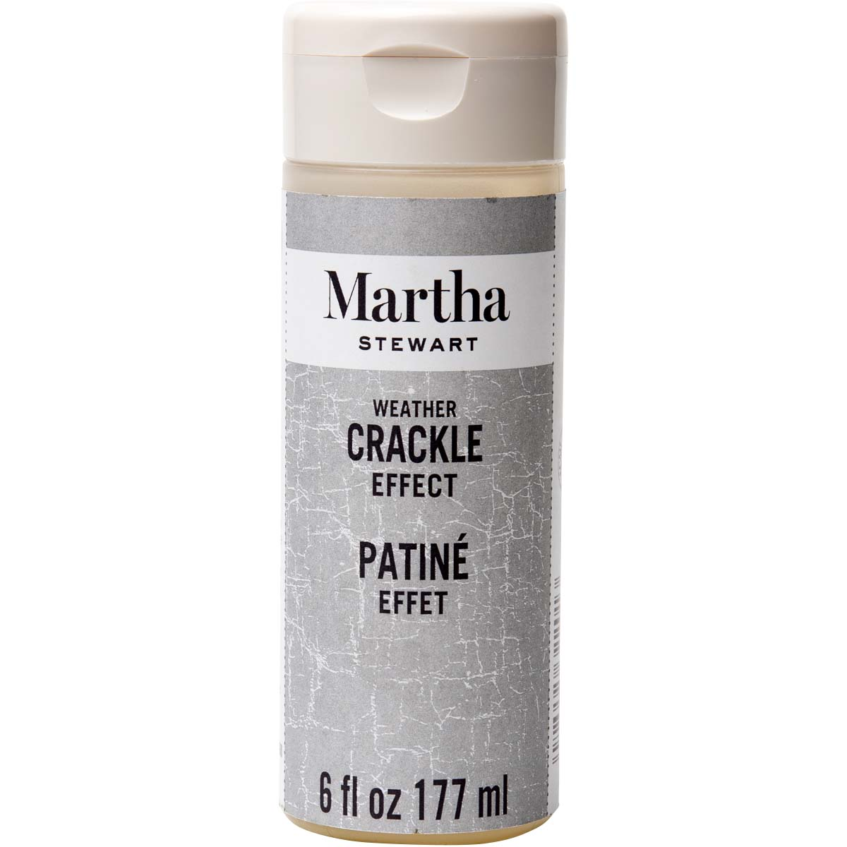 Martha Stewart ® Mediums - Weather Crackle Effect, 6 oz. - 32201