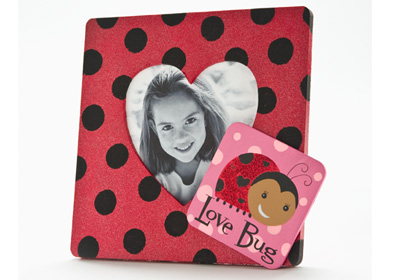 Love Bug Frame