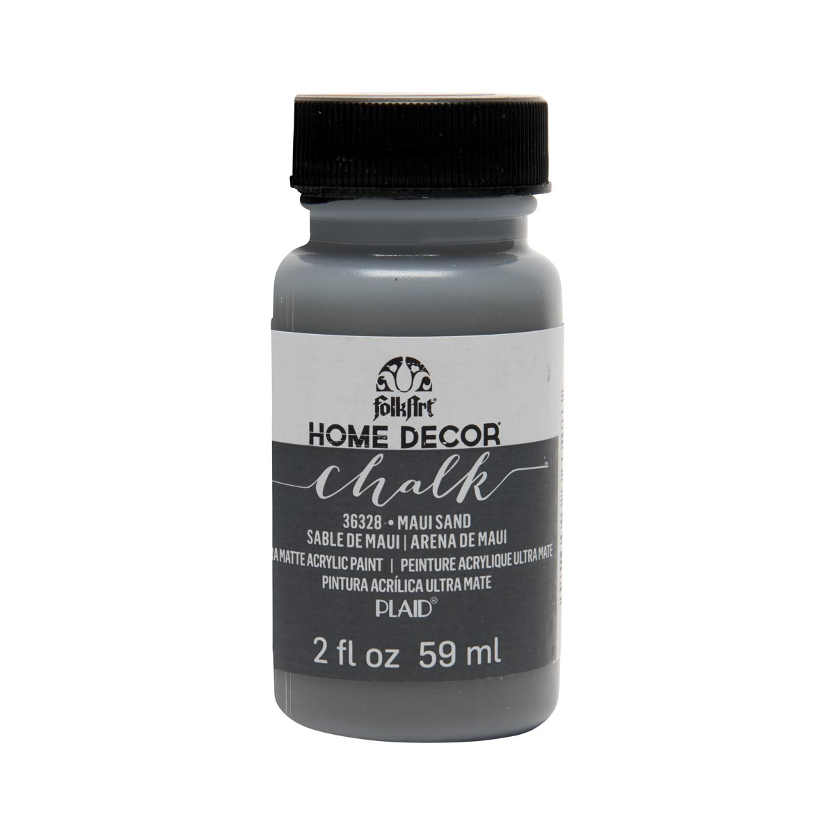 FolkArt ® Home Decor™ Chalk - Maui Sand, 2 oz.