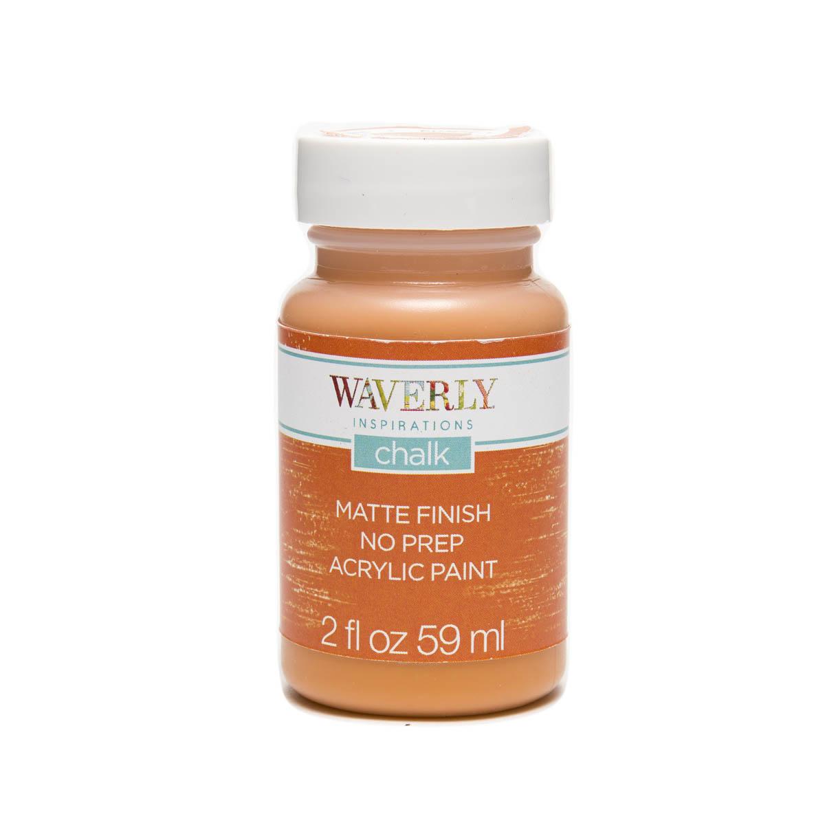 Waverly ® Inspirations Chalk Finish Acrylic Paint - Pumpkin, 2 oz. - 60883E