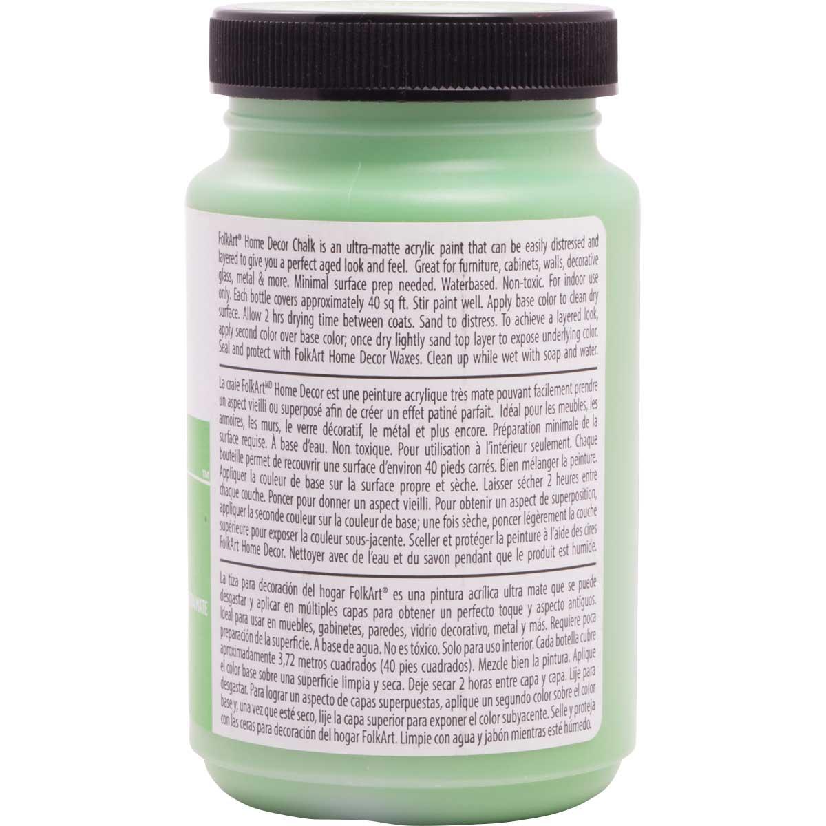 FolkArt ® Home Decor™ Chalk - Irish, 8 oz.