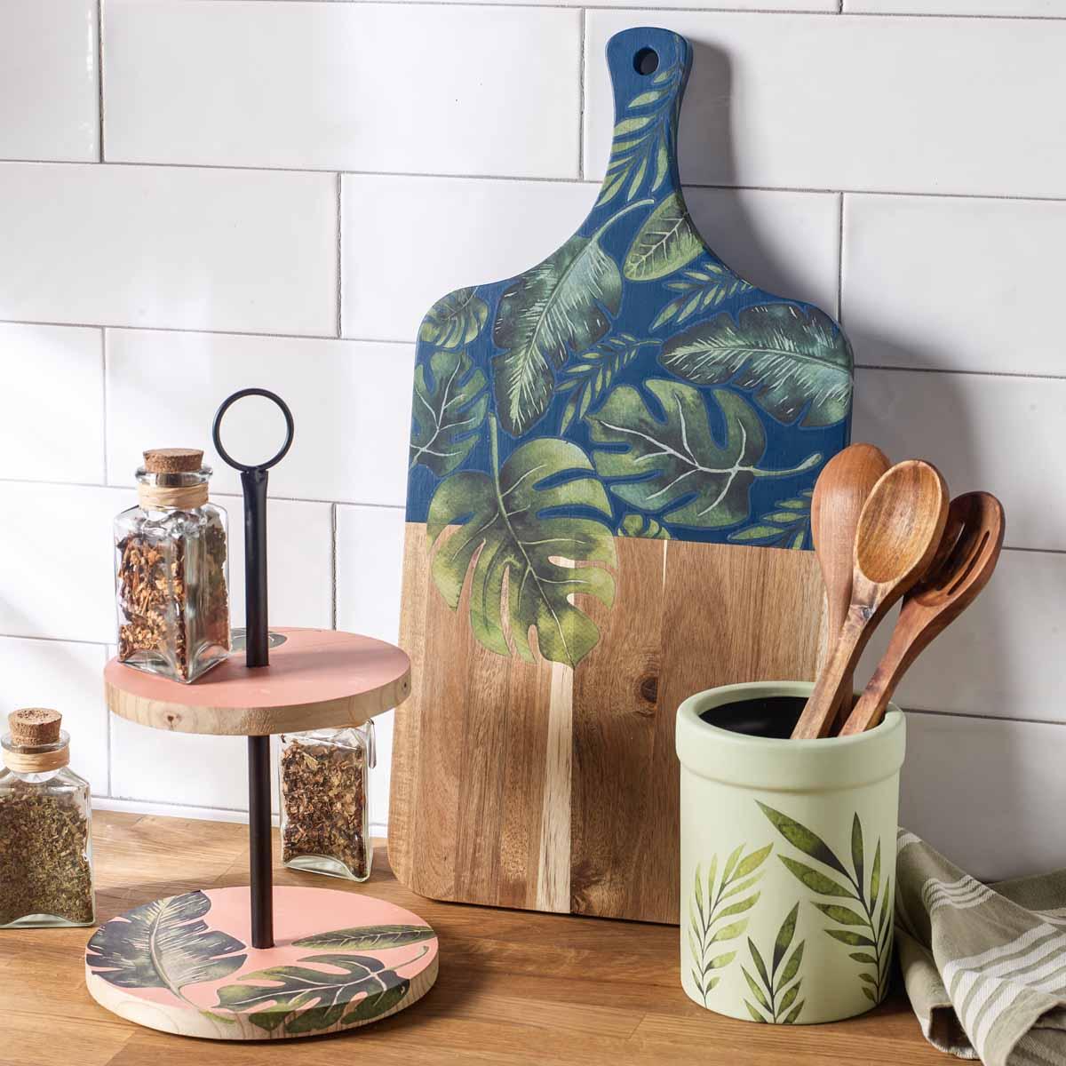Easy Rub-On Transfer Kitchen Accessories