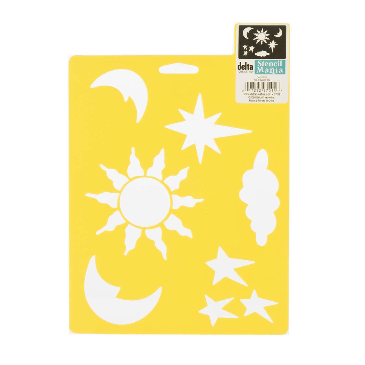 Delta Stencil Mania™ - Celestial - 970140710
