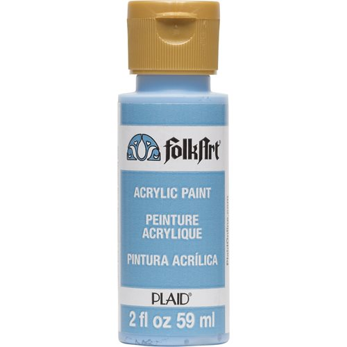 FolkArt ® Acrylic Colors - Medium Blue, 2 oz.