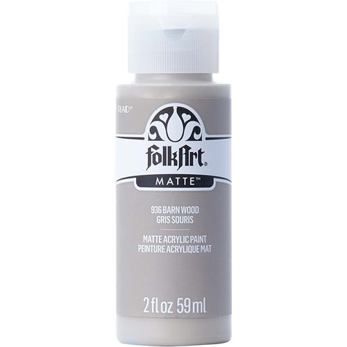 FolkArt ® Acrylic Colors - Barn Wood, 2 oz.