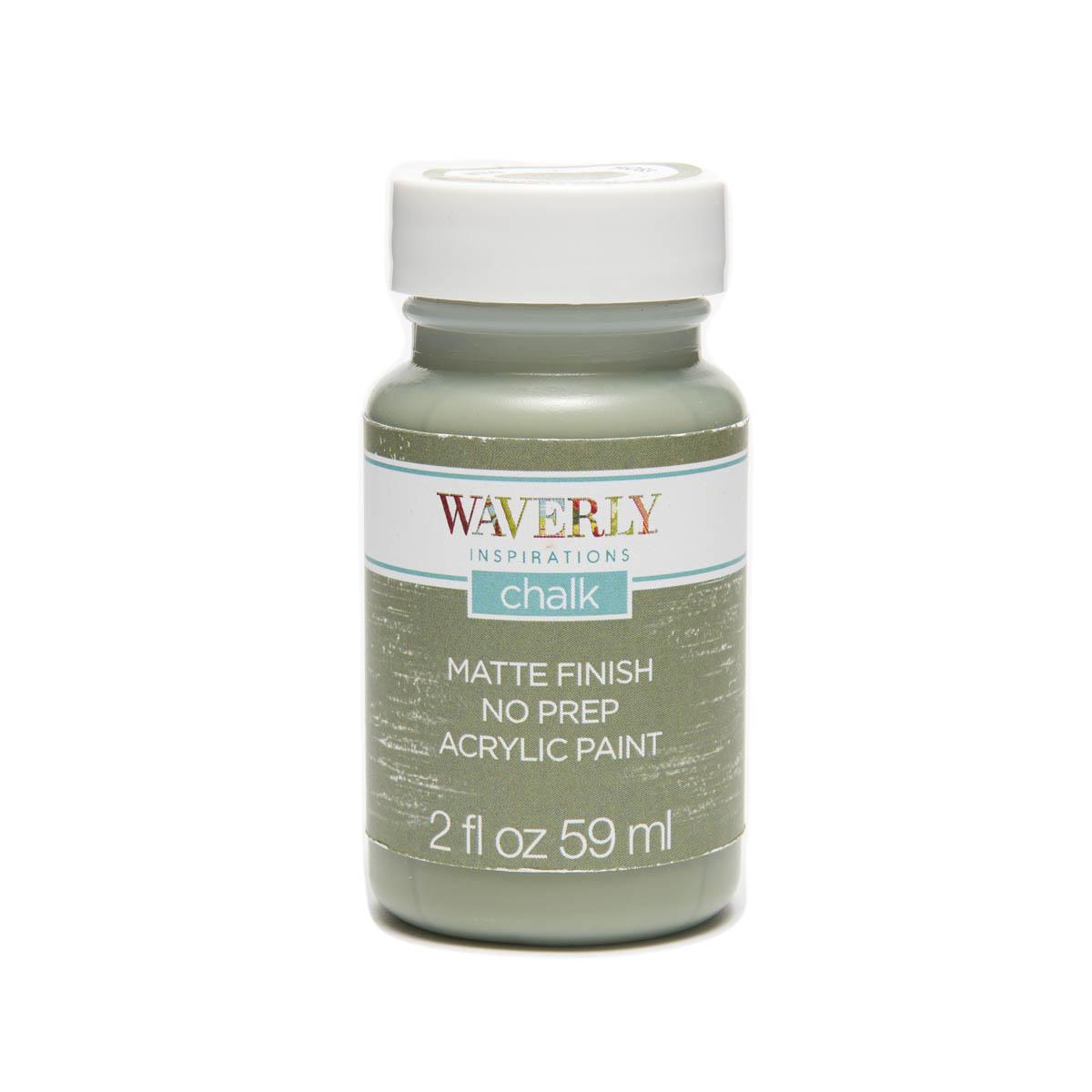 Waverly ® Inspirations Chalk Finish Acrylic Paint - Moss, 2 oz.