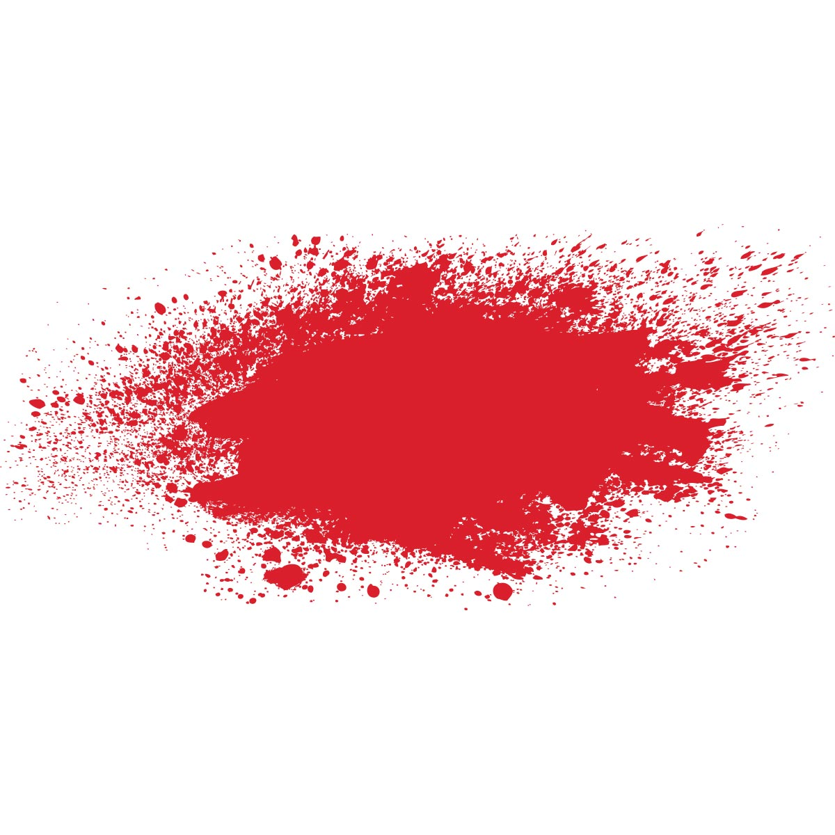 FolkArt ® Stencil Spray™ Acrylic Paint - Bright Red, 2 oz. - 6186