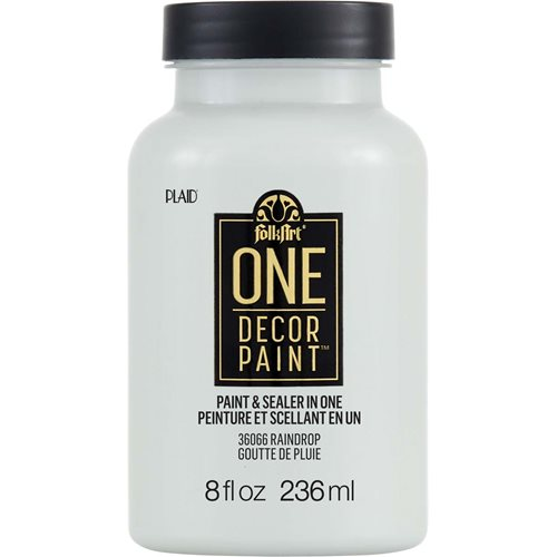 FolkArt ® One Décor Paint™ - Raindrop, 8 oz. - 36066