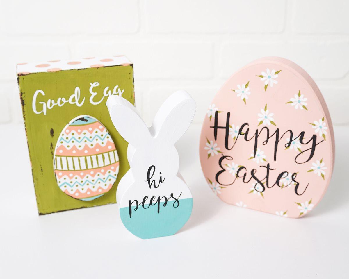 Good Egg Sign