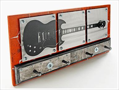Guitar Coatrack